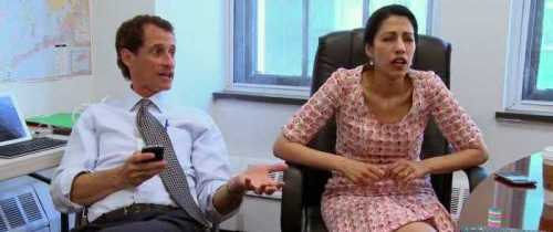 Huma, Weiner Call Off Their Divorce