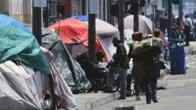 'Human Rights' Group Sues to Force LA to Provide Beds for Homeless