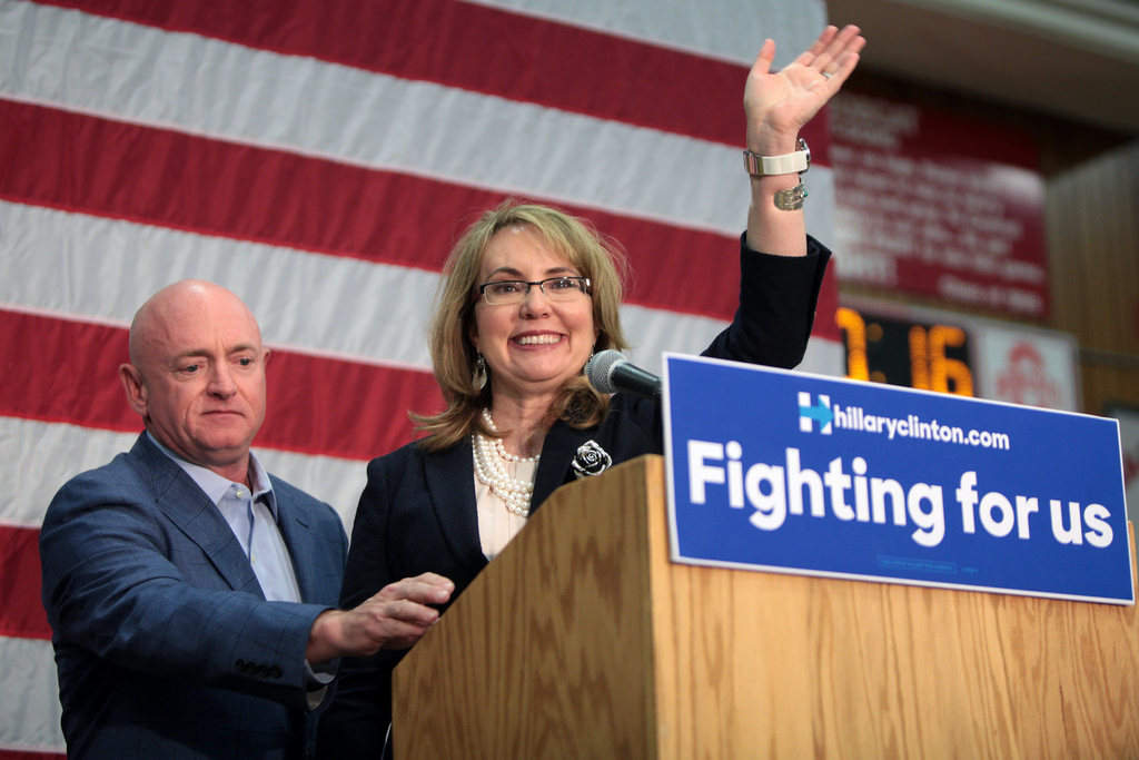 Giffords Kelly photo