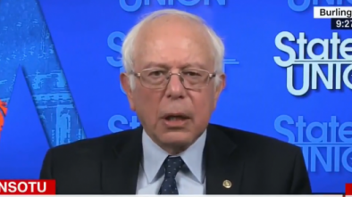 Hypocritical Bernie Says Accused Sen. Menendez Deserves 'Due Process'