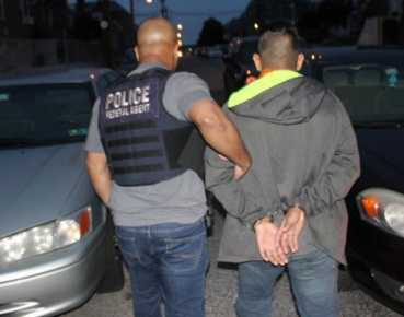ICE Crime Sweep Nets 49 Arrests in Sanctuary Philadelphia