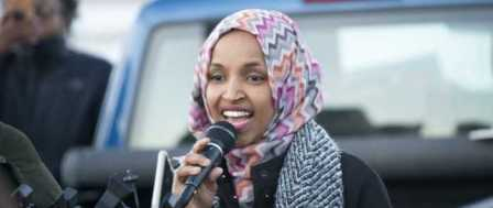 Ilhan Omar Says Trump Has 'Trafficked in Hate' His Whole Life