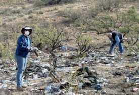 Illegal Immigrants Destroy Environment Near US Border 2