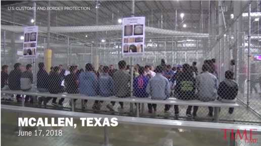 Illegal Immigrants Flood Texas Border to 'Exploit Ongoing U.S. Immigration Policies' 1