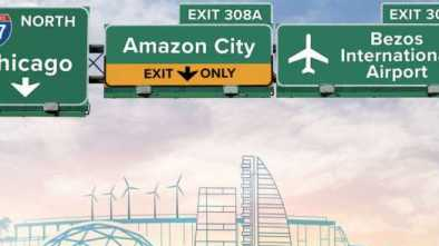 Illinois County Would Give Amazon the Keys to Its Community