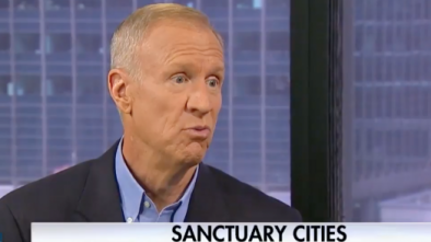 Illinois's GOP Governor Won't Answer for State's Sanctuary Policy