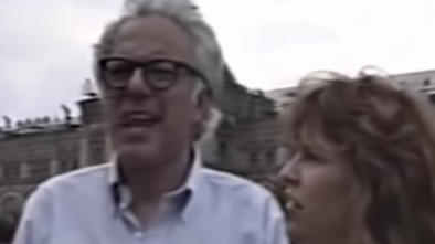 In 1972, Bernie Sanders Said He Didn't Care If People Called Him a 'Communist'