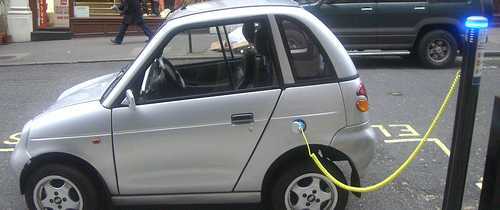 In California, Gas Tax Subsidizes Electric Cars