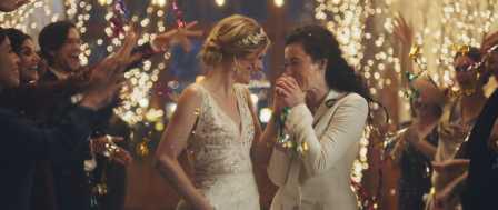 In Reversal, Hallmark Channel Reinstates Same-Sex Marriage Ads