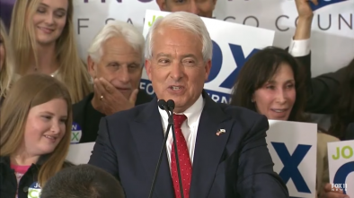 Introducing John Cox who Will Face Gavin Newsom for California Governor