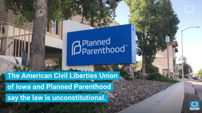 Iowa Judge Blocks Pro Life Fetal-Heartbeat Abortion Law
