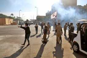 Iran-Backed Iraqi Militia Storms US Embassy in Baghdad 1