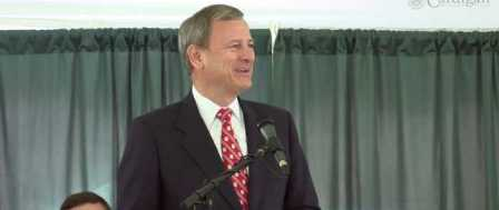 Is Chief Justice Roberts a Liberal?