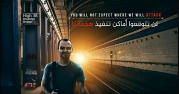 ISIS threatens to Bomb NY Subway in Chilling Poster
