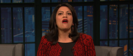 Israeli Reporter: Tlaib Uses 'Holocaust Distortion' to Shift Blame from Arabs