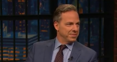 Jake Tapper Mocks Conservatives, Wonders Why They Won't Talk with Him