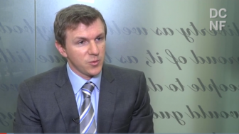 James O'Keefe Slams Mainstream Media for Attacking Conservatives