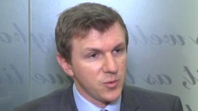James O'Keefe Slams Mainstream Media for Attacking Conservatives