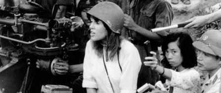 Jane Fonda Does Not Regret Her Infamous Vietnam Visit
