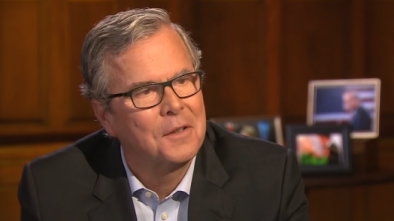 Jeb Bush Says A Republican Should Run Against Trump in 2020: The GOP 'Ought to Be Given a Choice'