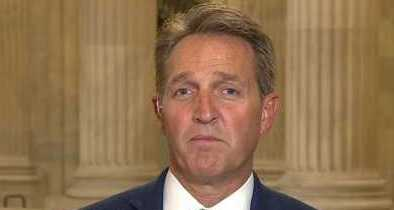 Jeff Flake: Sending Troops to Guard the Border Was Nothing More Than a 'Stunt'