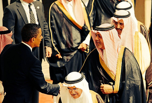 Obama Middle East photo