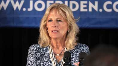 Jill Biden: Voters 'Disgusted' Trump Enlisted Foreign Help