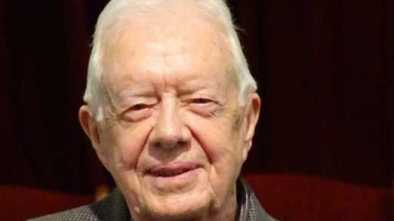 Jimmy Carter Teaches His Congregation About Single Payer