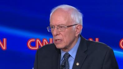 Joe Biden Slams Bernie Sanders For Defending Authoritarian Regimes: 'It's Like Saying Jack the Ripper...'