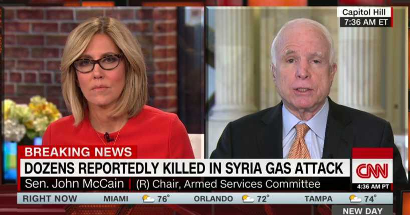 John McCain Once Again Stops Repeal of Obamacare
