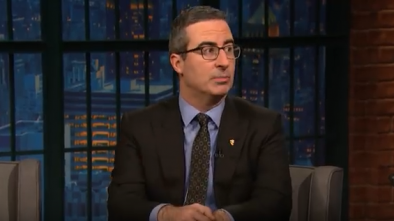 John Oliver Tries to Troll the Pence Family
