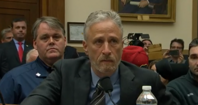 Jon Stewart Excoriates Congress for Apathy Toward 9/11 Victims Fund