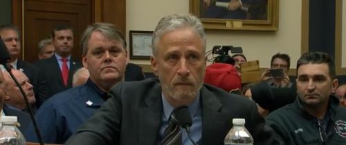 Jon Stewart Excoriates Congress for Apathy Toward 9/11 Victims Fund