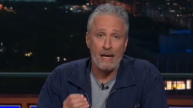 Jon Stewart Ups Pressure on McConnell to Shore Up 9/11 Fund