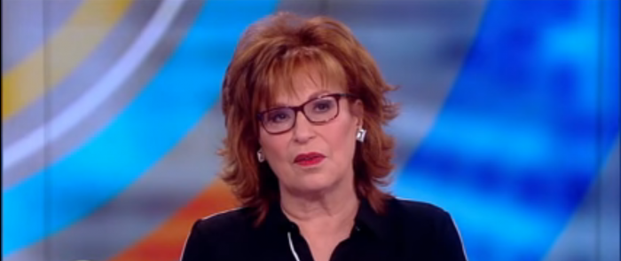 Joy Behar Fianlly Apologizes on Air for Anti-Christian Bigotry