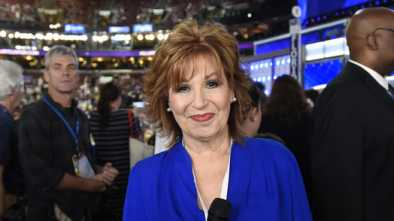 Joy Behar Scolds Conway on Moore, But Defended Clinton for Rape