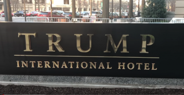 Judge: Maryland's Case against Trump's Business May Proceed