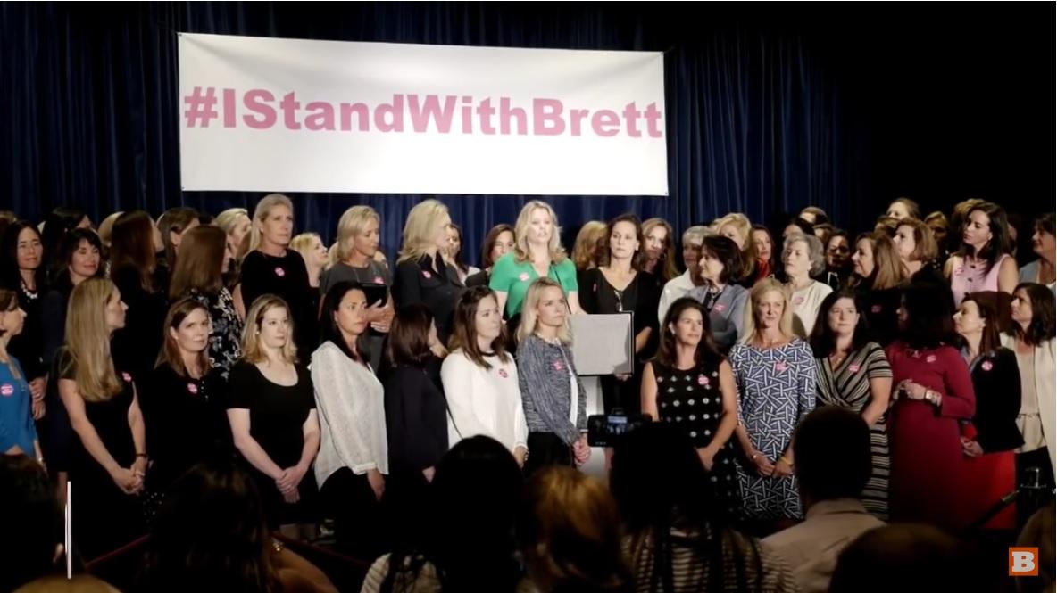 #IStandWithBrett