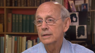 Justice Breyer Warns Supreme Court Could Overturn Roe v. Wade Precedent