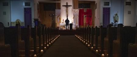 Justice Department: Newsom's Reopen Plan Discriminates Against Churches
