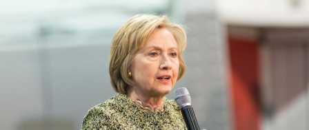 Justice Dept. Officials Gave Hillary More Than $416,000 in 2016