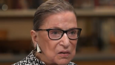 Justice Ginsburg, Recovering From Surgery, Misses Her 1st Oral Argument at Supreme Court