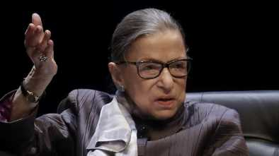 Justice Ginsburg Released from Hospital after Treatment for 'Chills and Fever'