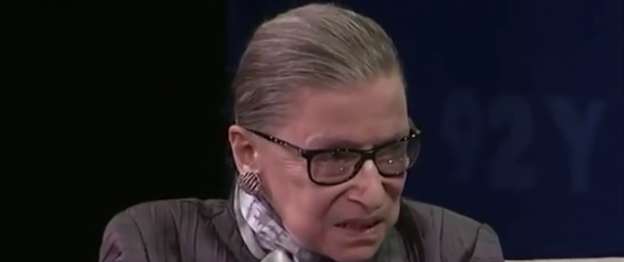 Justice Ginsburg's Sexism Charge Undercut By Scientific Poll