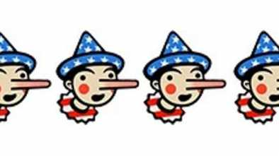 Kamala Harris Awarded 'Four Pinocchios' For Dishonest Claim About Trump's Tax Cut
