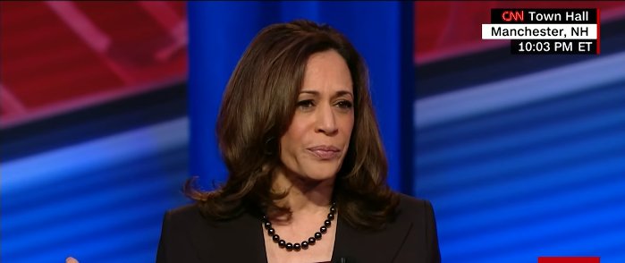 Kamala Harris Says She Would Take Executive Action to Impose Gun Control If Elected
