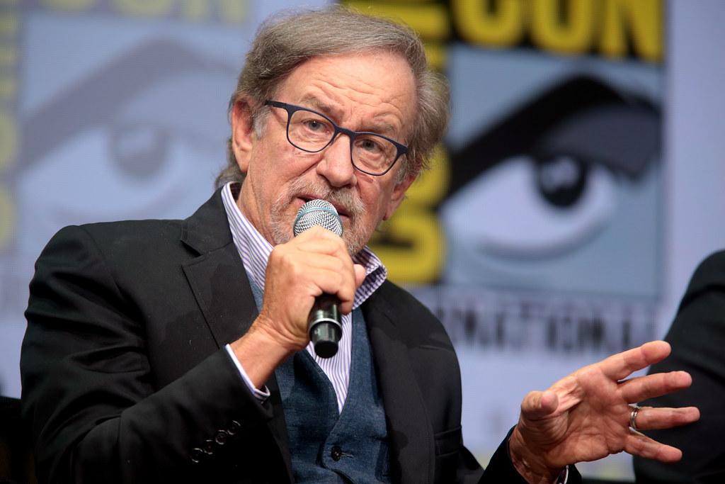 Steven Spielberg photo