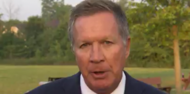 Kasich Insists He's a Conservative