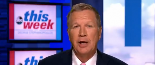 Kasich Says Close Ohio Special Election Doesn't 'Bode Well' for Trump, Republicans