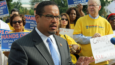 Keith Ellison Conveniently Announces 'Climate Fraud' Lawsuit Against Exxon, Koch Bros